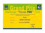 Prix Forces PME 2006