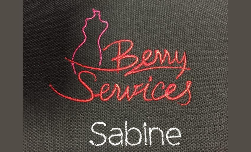 Personnalisation : Berry Services