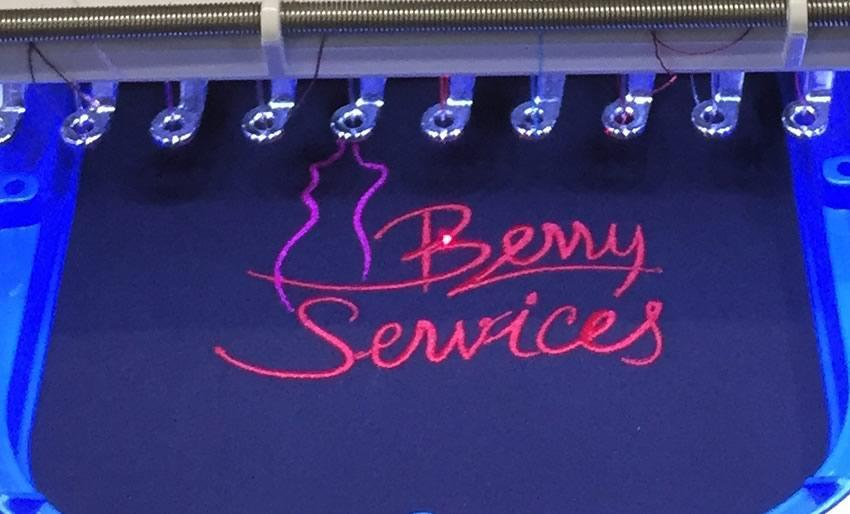 Broderie : Berry Services