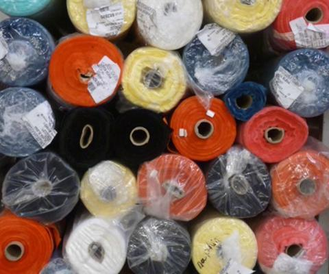 Fabrics and supplies management